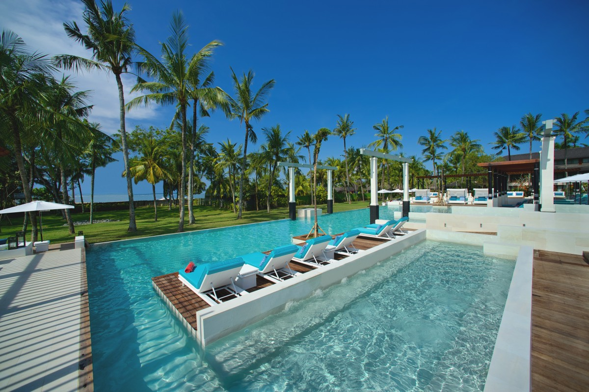 Club med bali indonesia global travel solutions for Pool photos