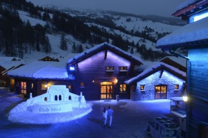 Club Med Pragelato village