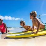 Kani Surfing optional activity
